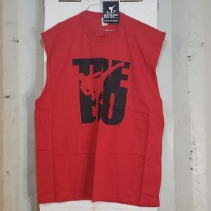 Red Team Tae Bo Fitness Impact Sleeveless